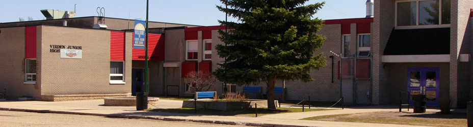 Virden Junior High | Home of the Saints